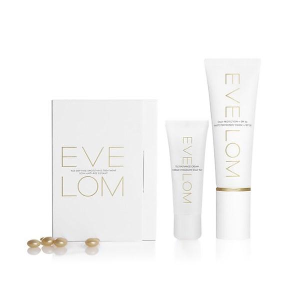 最新beauty限時優惠:買Eve lom deluxe radiance set送Cleansing kit!只需HK$847