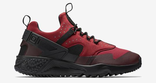 最新款改良版Nike Air Huarache Utility係Endclothing賣緊喇