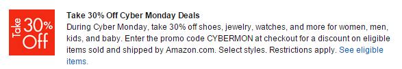 限時Amazon7折Sale,牌子Kate Spade都有折