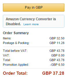 限時8折code:Ted Baker飾物係UK Amazon勁抵買