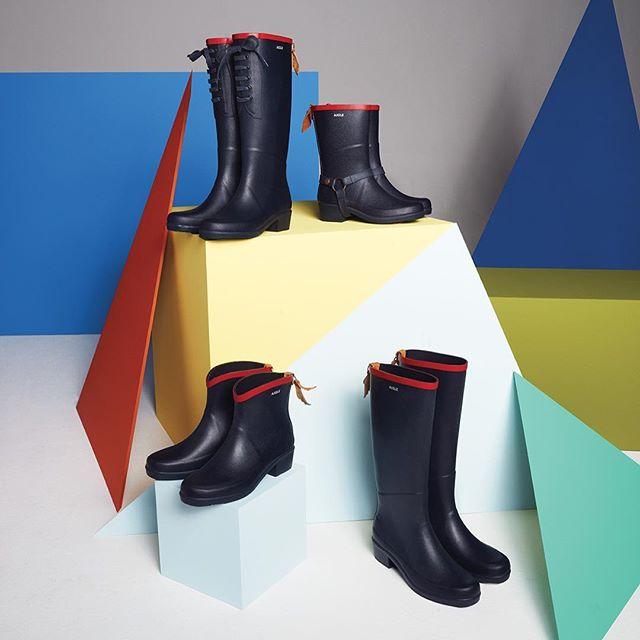 Aigle雨靴英國Amazon只賣HK$280起,香港價錢38折!