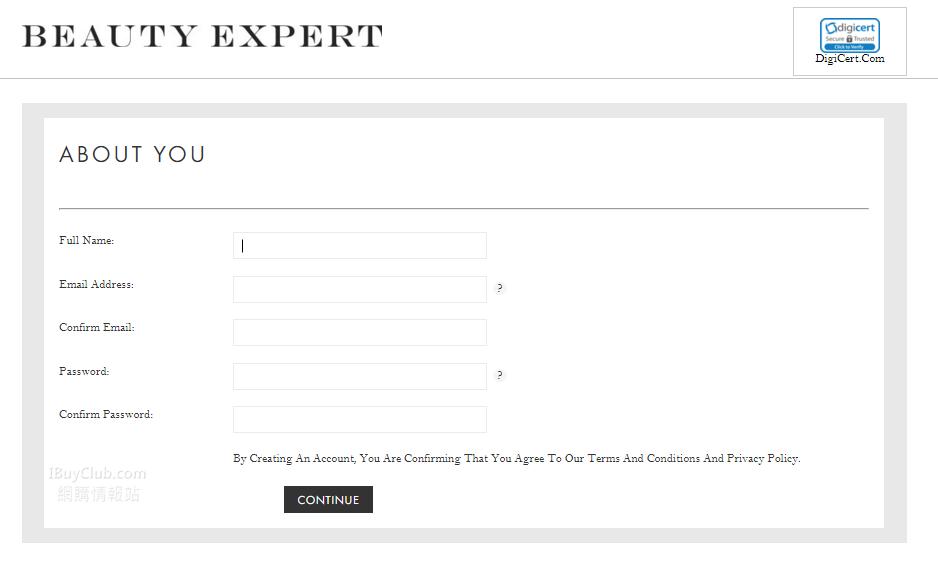 英國Beauty Expert網購簡易教學, 輕鬆購物話甘易