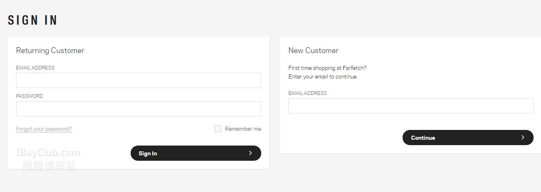 英國網站Farfetch超簡易網購教學