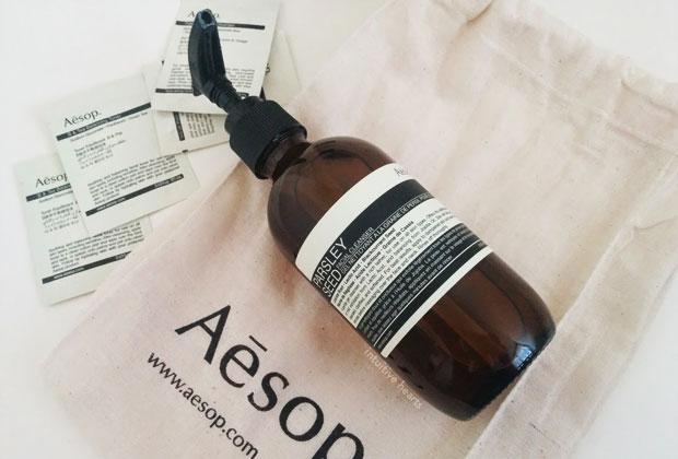 快閃優惠,Aesop澳洲頂級護理品牌英國網站全場 78 折優惠+免運費寄香港