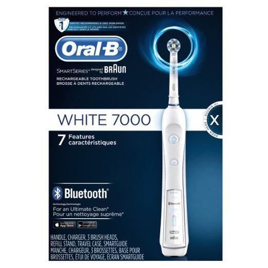 最新Oral-B Pro 7000 3D電動牙刷Amazon只賣HK0!香港價錢36折左右!