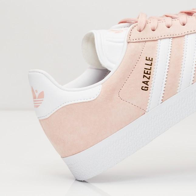 淡粉色 Adidas Gazelle 美國網站 HK0 左右!齊碼!
