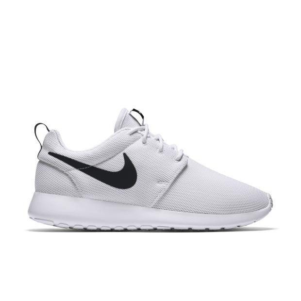 【波鞋消息】香港Nike官網:最新黑白色 Nike Roshe One 只係HK$499!