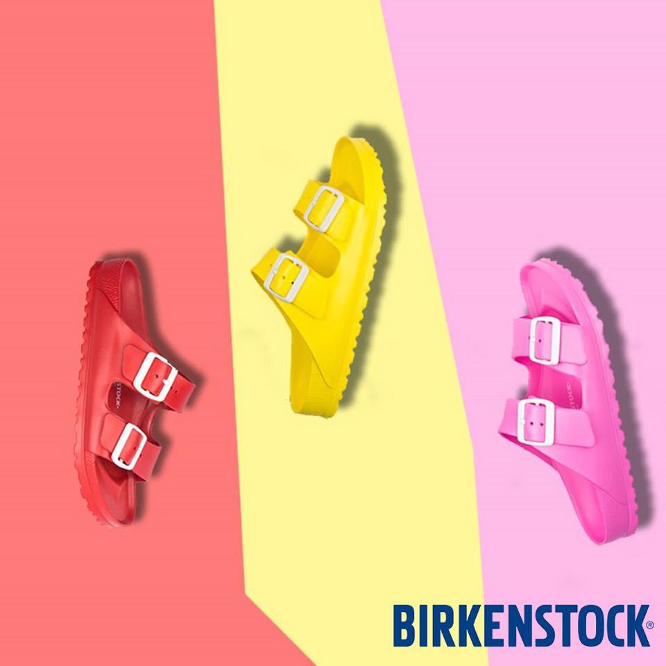 超抵!Birkenstock 英國網站限時 8 折!Eva Gizeh 款只係HK$163!