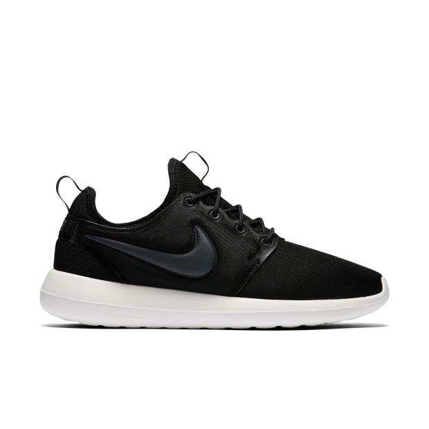 【波鞋消息】香港Nike官網:Nike Roshe Two 黑白經典色上架了