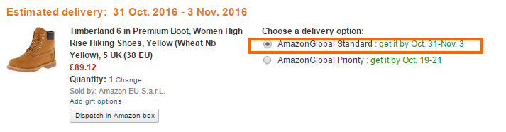 Timberland 經典Boot款(男女裝),英國網購平香港一半!