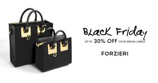 黑色星期五優惠:意大利名牌網站 Forzieri 低至7 折
