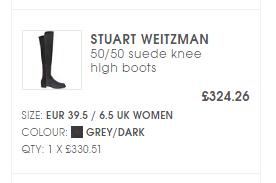 英國百貨 Selfridges 精選名牌鞋款,香港價錢一半左右!