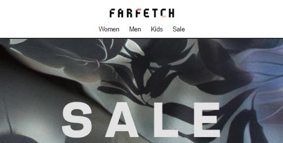最後一天!Farfetch清貨大減價,低至 4 折