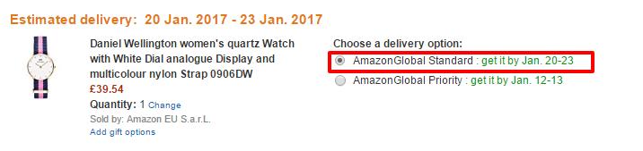Daniel Wellington手錶英國網購 HK0左右有隻!直寄香港/澳門