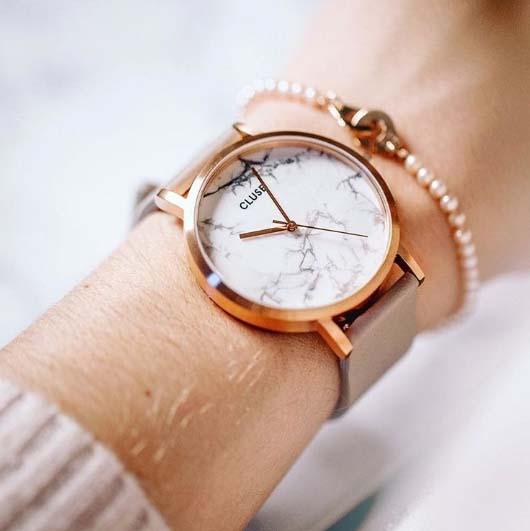 CLUSE 潮流手錶英國網購85折優惠碼!HK$542起!