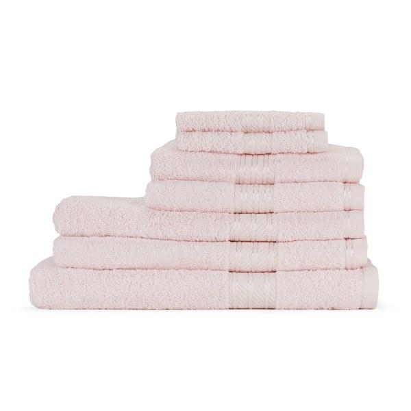 高級埃及純棉毛巾Restmor 7 件Set只係HK$186