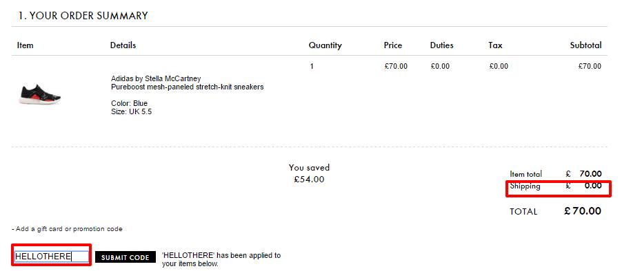 英國 THE OUTNET 限時免運費寄香港!超多貨品低至 4 折!