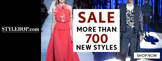 Stylebop sale March 2017