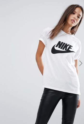 Nike Logo Tee 低至5折!折完HK$155 有件!免運費寄香港澳門!