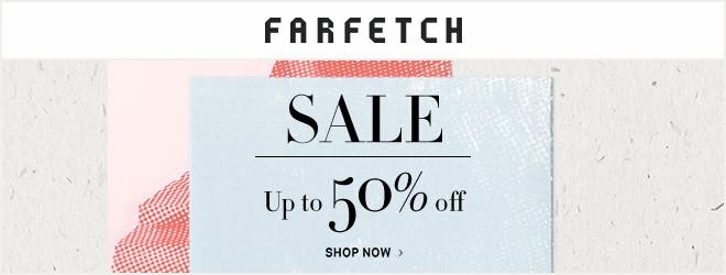 Farfetch Mid Season Sale 2017