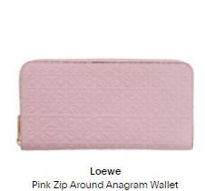 Loewe 銀包低至香港價錢59折!免運費!
