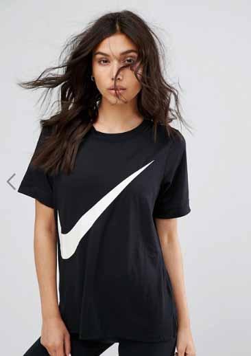 ASOS 限時85折優惠碼!Nike Logo Tee折完HK$136!免運費寄香港澳門!