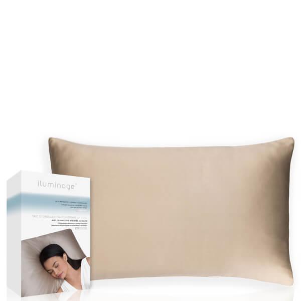 Iluminage睡眠眼罩、枕頭套折上折優惠!8折再額8折!免運費寄香港!