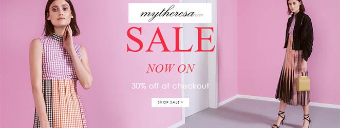 Mytheresa Midseason Sale 2017