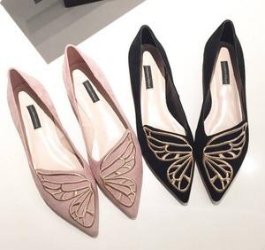 網購最新款Sophia Webster平底鞋!平香港千幾蚊!免費寄香港澳門