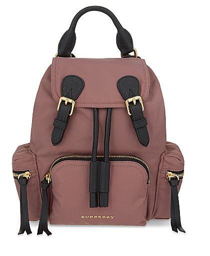 好多靚款!Burberry backpack 最平HK,450起!