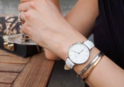 75折優惠就完啦!Daniel Wellington 手錶低至香港價錢55折!
