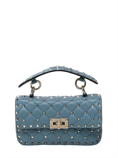 網購Valentino最新款Rockstud Spike 手袋有折啦!平最多HKhttp://www.ibuyclub.com/wp-content/uploads/2017/08/SMALL-SPIKE-LEATHER-SHOULDER-BAG-SKY-BLUE.jpg,990!