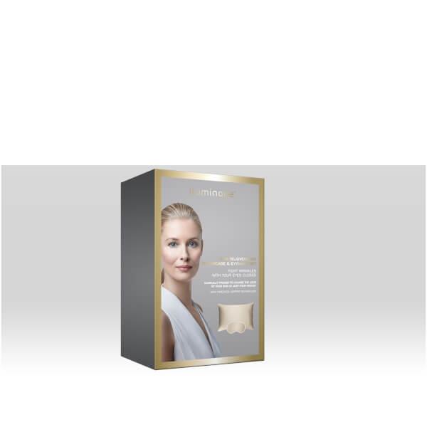 新低價!ILUMINAGE嫩膚眼罩特價HK8! 美容枕頭套HK5!免運費
