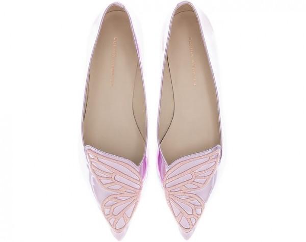 限時3天!名牌鞋款 8 折優惠!Sophia Webster蝴蝶鞋低至香港價錢68折!