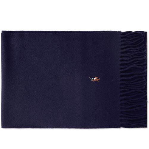 Polo Ralph Lauren經典羊毛頸巾平至HK5!(限時)免運優惠