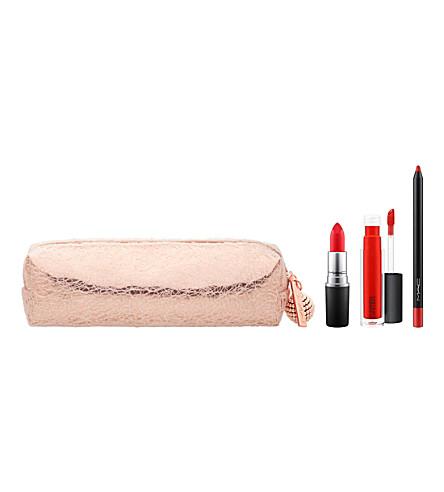 Snow Ball Lip Bag