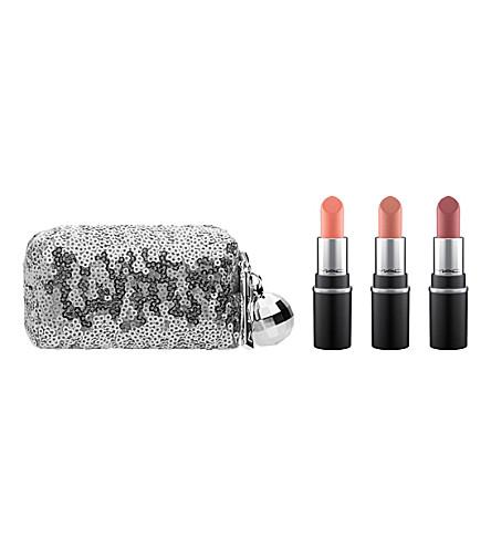 Snow Ball Mini Lipstick Kit Cool