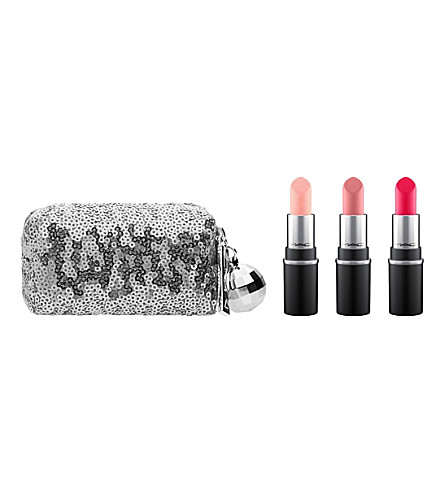 Snow Ball Mini Lipstick Kit Pink