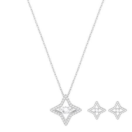 限時獨家75折!Swarovski水晶首飾全線優惠,折完低至香港價錢48折!免運費