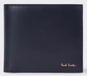 網購英國Paul Smith限時免運費+自動退稅,免費刻字款銀包卡套超抵