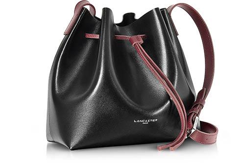 罕有大減價!Lancaster Paris牛皮水桶袋HK$700起!其他袋款低至HK$587!