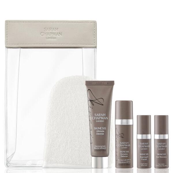 超震撼至抵價,英國護膚品牌Sarah Chapman 65折優惠,超值套裝低至原價48折