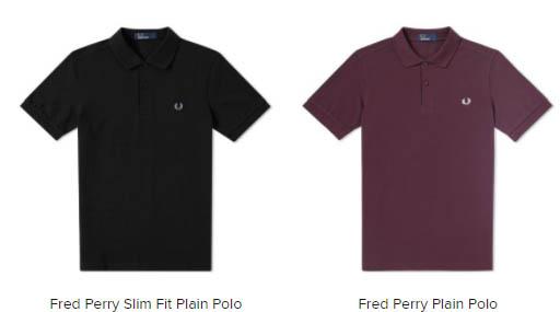 激抵75折優惠,Fred Perry低至香港價錢 5 折+直寄香港/澳門