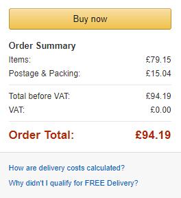 低價啦!英國網購最新Philips Sonicare 聲波電動牙刷!退稅連運費約HK4!