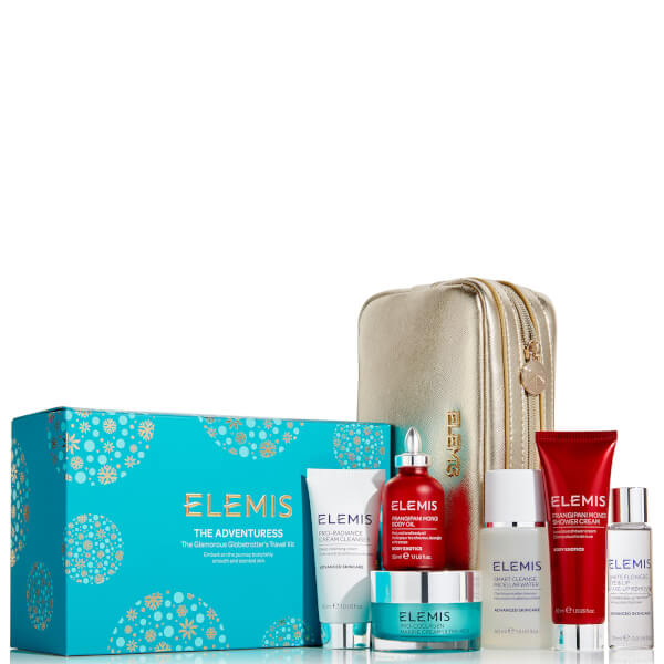 ELEMIS 超值護膚禮品 73 折HK$406!(總值HK$852) 免運費寄香港