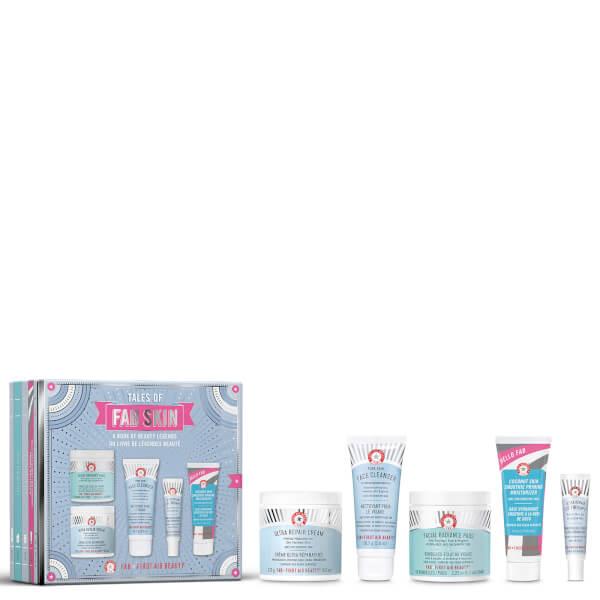最後加推快閃優惠,Eve Lom禮盒套裝 7 折, First Aid Beauty 禮盒65折+免運費