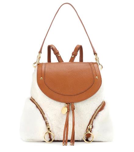 網購See by Chloé 低至5折優惠,袋款HK1,390起,銀包HKhttp://www.ibuyclub.com/wp-content/uploads/2017/11/see-by-chloe-fur-trimmed-leather-backpack-nov30.jpg,000起
