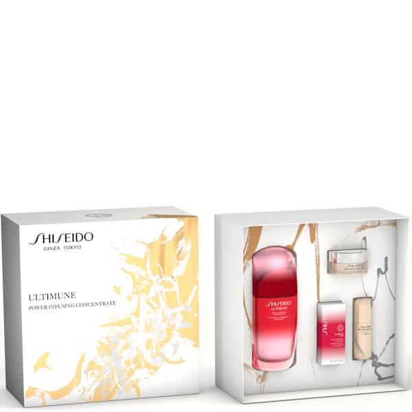 網購Shiseido 聖誕禮盒套裝限時85折!精華套裝HK$770(總值HK$1,400)!優惠隨時完