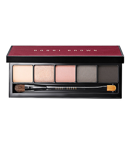 Evening Glow eye shadow palette dec17