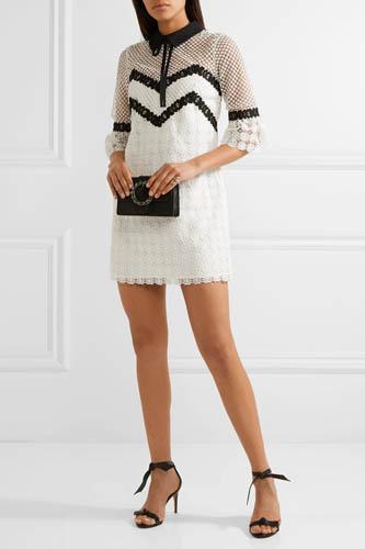 英國時裝品牌Self-Portrait網購價低至香港價錢5折,連身裙低至HK$1,509,超多靚款